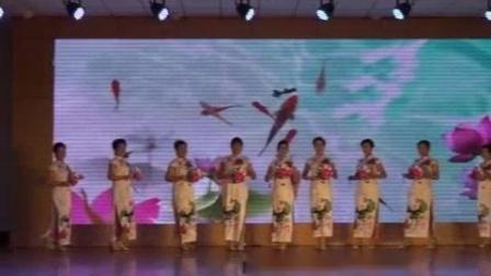 我在奎华播报:茌平县庆祝三八妇女节文艺演出实况 (3)截了一段小视频