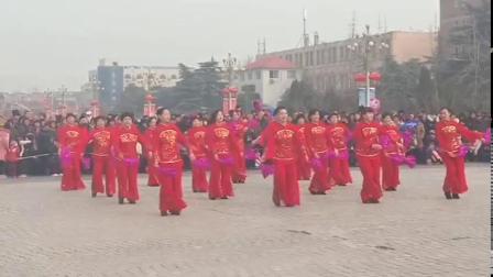 荥阳市乔楼镇高砦村舞蹈队