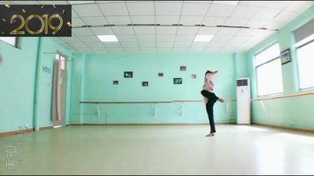 古典舞:宫墙柳