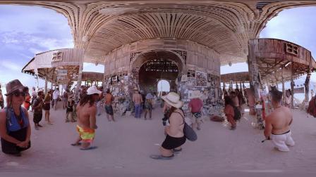 360°远征火人节 Burning Man VR