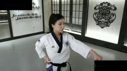 寒石视频:品势太极三章视频【韩国】