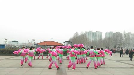 母亲是中华高庄春节彩排