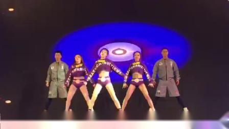 成都WILLA舞团-最新劲爆街舞