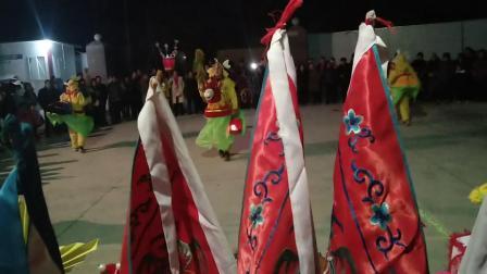 甘肃徽县柳林葫芦坝社火+进场子+跑马