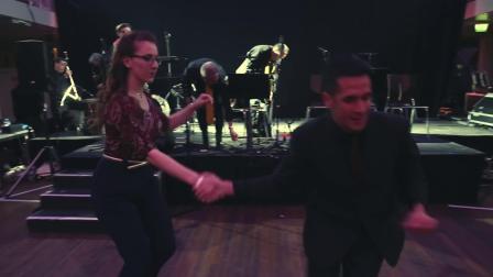 Swing Revolution 2016 - Felipe Braga & Irina Amzashvili