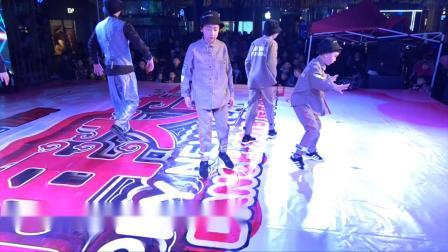TOPONE街舞 2019元旦跨年公演集锦