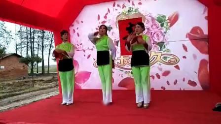 拾桥盛世欢歌歌舞团:表演唱(朝阳沟)