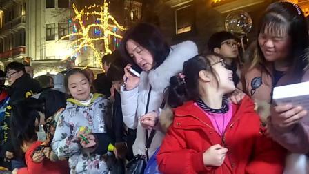 许昌曹魏古城正月十五闹花灯
