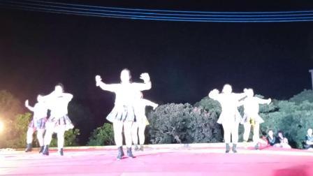 酒铺村舞蹈队《全民迪斯科》新圩舞蹈队