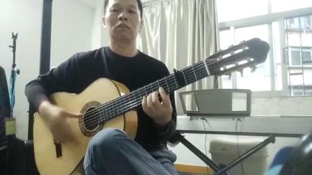 吉他教室 -  第6屆函證書課程高級班第2單元Guajira(温碧文的作業)