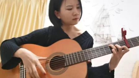 吉他教室 -  第11屆函證書課程第2單元Garrotin(王庆的作業)-NSkrAcfbekM