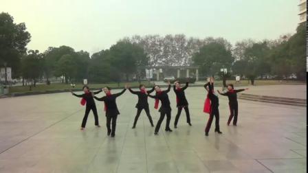 晨霞舞蹈队2019年春节联欢会舞蹈展演之《为你祈祷》一、演绎者龙泳翔、黎金梅等
