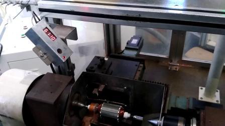 红外测温控温器高温工件测试