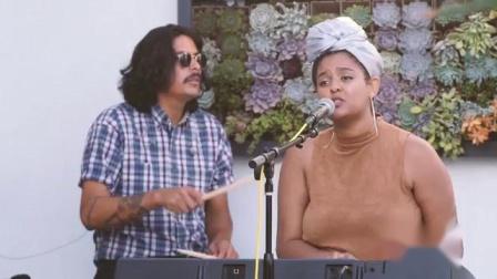 沙发音乐SofarSounds洛杉矶 Hunnah - Stuck