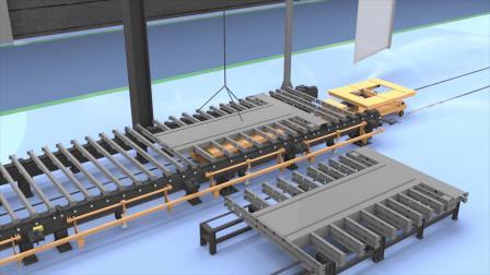 水泊焊割机械演示片