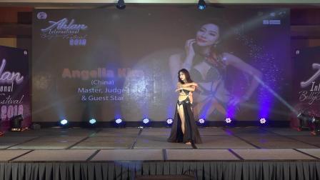 金敏珠老师 Gala Show Ahlan 2018 Angella Kim 埃及经典曲目