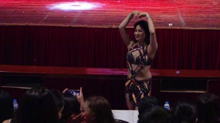 Vietnam Open Belly dance Gala Show - Angella Kim (Korea)金敏珠