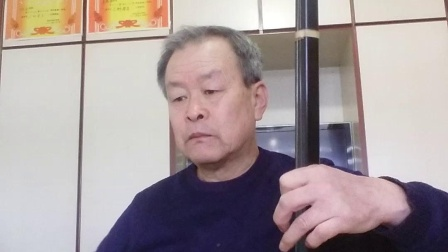 20190222_104649吕剧选段《为亲人细熬鸡汤》老牟学琴