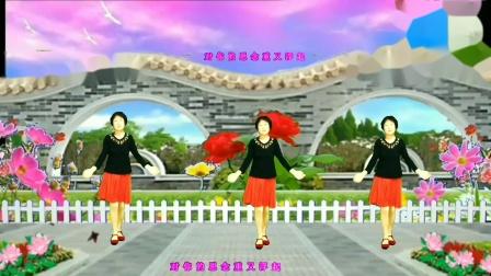 快乐广场舞者,《飘雪的季节更想你》