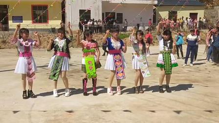 苗族舞蹈——洪水沟演出