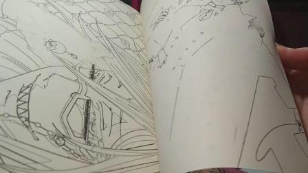 出手绘本恋与制作人,妖精的尾巴,从零开始的异世界生活,黑执事,阴阳师手绘本,卡牌,画本,画册(求带走QAQ)