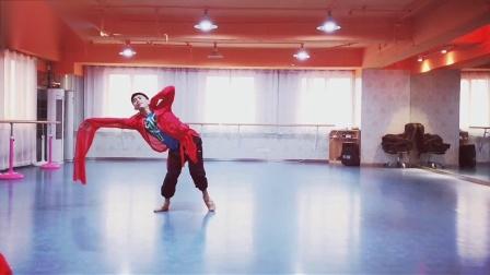 古典舞:惊鸿舞