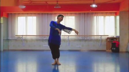古典舞身韵:晃手(钗头凤)