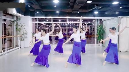傣族舞:月亮