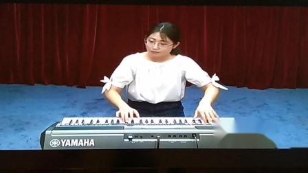 电子琴十级乐曲《新疆游记》