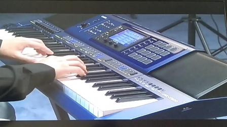 电子琴五级乐曲《秋叶》