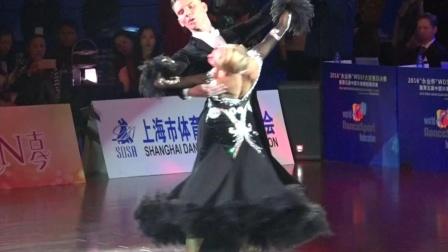 中文歌曲《飘摇》摩登舞华尔兹,太美了