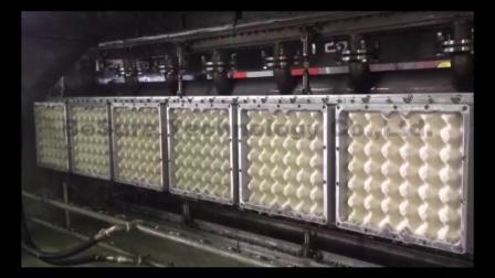 必硕科技——全自动机械化转鼓式蛋托生产线