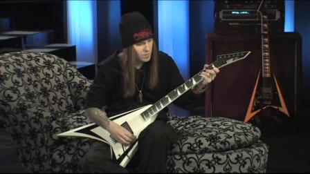 Children of Bodom - Tie My Rope 吉他示范演奏