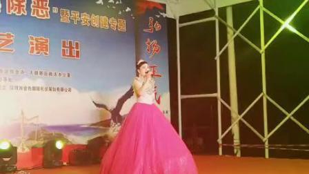 田老师演唱《美丽家园》