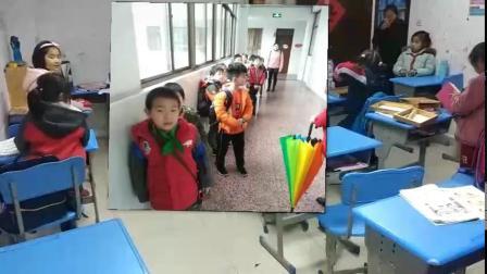 上海时代名邸佳贝双语教育中心晚托班的老师和宝贝们