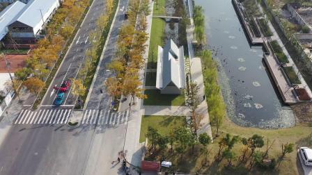 Sasaki: 逐步起飞—上海徐汇跑道公园