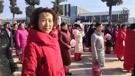 如皋花木城三八女神民族风味旗袍秀(34)