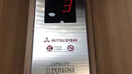 天河城消防梯