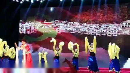 3月2日学雷锋大型演出舞蹈《唱只山歌给党听》