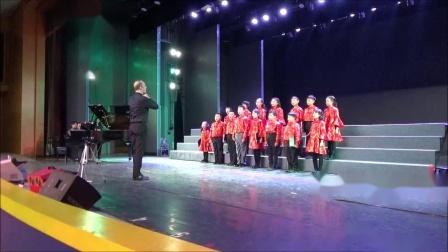 福雷,Cantique de Jean Racine 《约翰·拉幸之歌》-霍洛韦童声合唱团18年冬季音乐会,卢长剑指挥