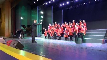 卢长剑 《斑驳之美》, 霍洛韦童声合唱团18年冬季音乐会