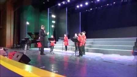 巴托克,《寂寞之歌》,霍洛韦童声合唱团18年冬季音乐会,卢长剑指挥