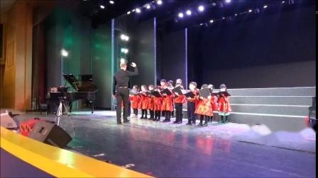 埃尔加班,霍洛韦童声合唱团冬季音乐盒,卢长剑指挥