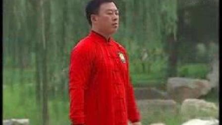 我在黄康辉——中国武术段位制陈式太极拳五段对打套路截取了一段小视频