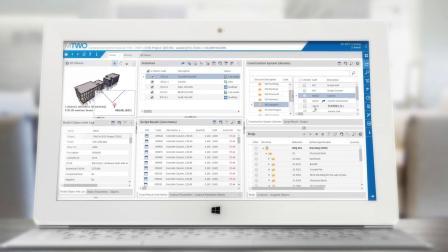 MTWO Cloud-based 5D BIM Platform