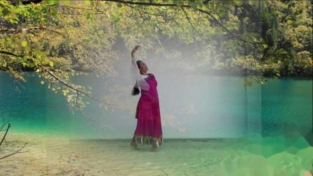 菲舞灵动广场舞《我的九寨》