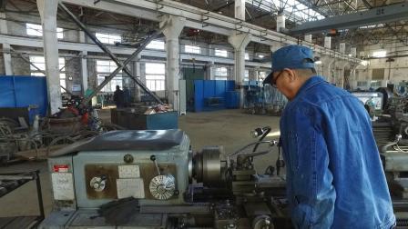 机械加工车间安全标准规范化