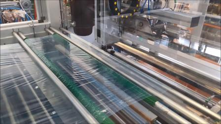 Movie.-Wrapping-machine-for-ends-TS-14 罐盖包装设备
