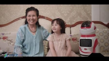 陪护机器人产品宣传短视频