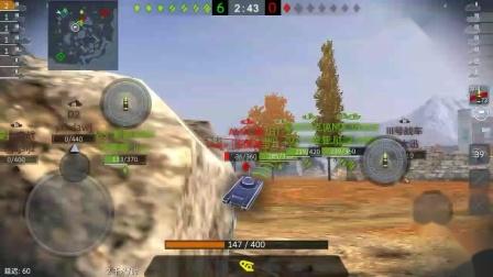 坦克世界闪击战BT7の战役